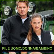 PILE UOMO/DONNA/BAMBINO