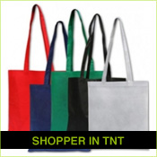 SHOPPER IN TNT