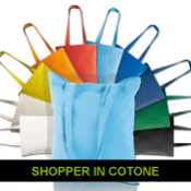 SHOPPER IN COTONE