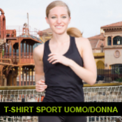 T-SHIRT SPORT UOMO/DONNA