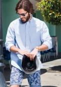 Camicia uomo manica lunga OXFORD