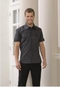 Camicia uomo manica arrotolata