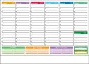 D85 - Planning Settimanale
