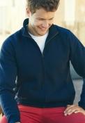 Felpa giacca uomo Premium