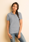 Polo premium cotton DONNA