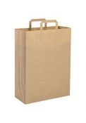 Shopper in Carta Riciclata Cm 32x43x17