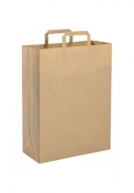 Shopper in Carta Riciclata Cm 28x36x12