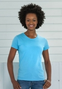 T-shirt girocollo donna